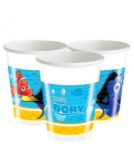 Bicchieri Pvc Alla Ricerca di Dory