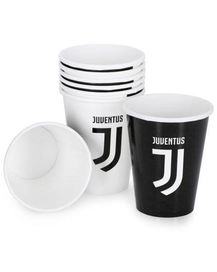 Bicchieri Carta Juventus