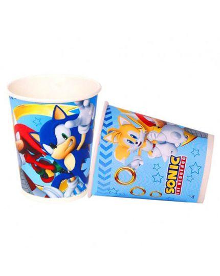 Bicchieri Carta Sonic