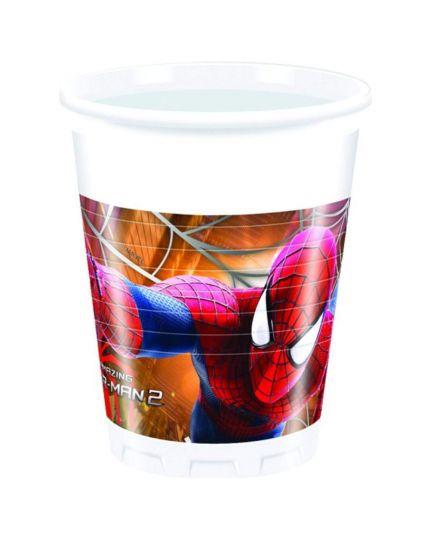 Bicchieri Pvc Amazing Spiderman