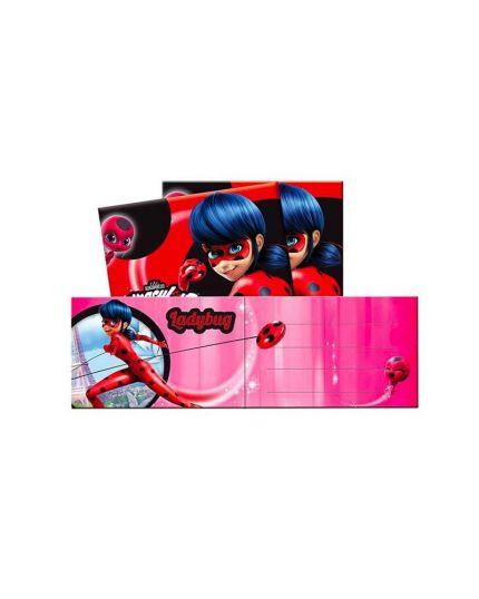 Biglietti Inviti Compleanno Ladybug