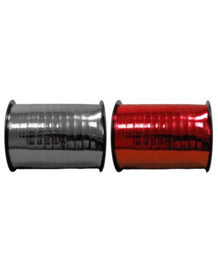 Bobina Nastro Colorato Lux Metal 250 Metri Altezza 1cm
