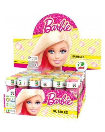 Kit Bolle di Sapone Barbie 5Pz