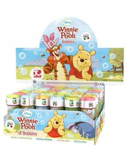 Kit Bolle di Sapone Winnie The Pooh 5Pz