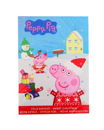 Calendario dell'Avvento Peppa Pig Only