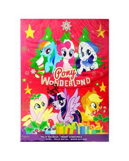 Calendario dell'Avvento Pony Only