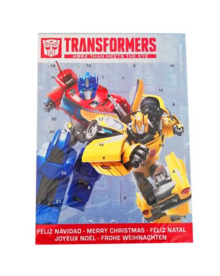 Calendario dell'Avvento Transformers Only