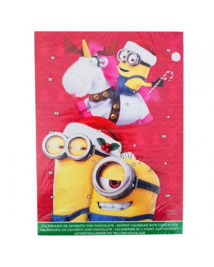 Calendario dell'Avvento Minions Only