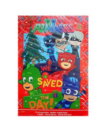Calendario dell'Avvento Pj Masks Superpigiamini Only