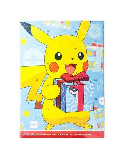 Calendario dell'Avvento Pokemon Only