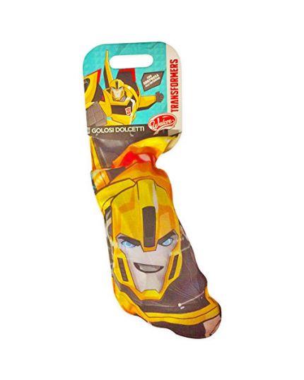 Calza Befana Transformers Walcor 180gr