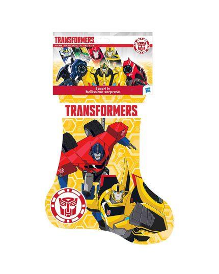 Calzettone Befana Transformers