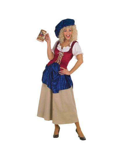 Costume Locandiera Oktoberfest Donna
