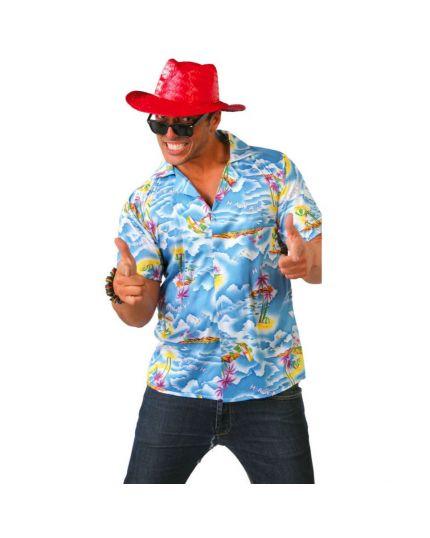 Camicia Hawaiana Turista Uomo
