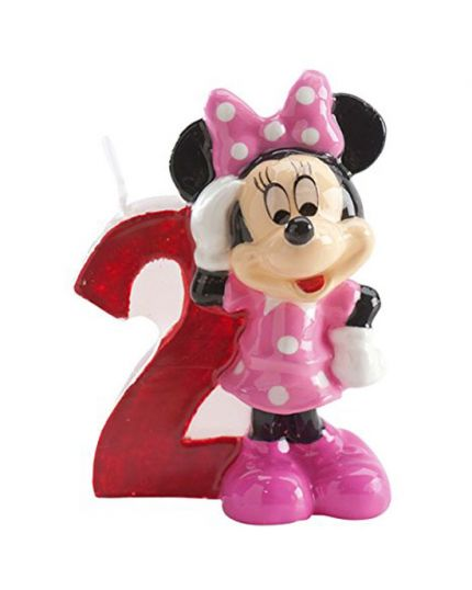 Candelina Numero Minnie