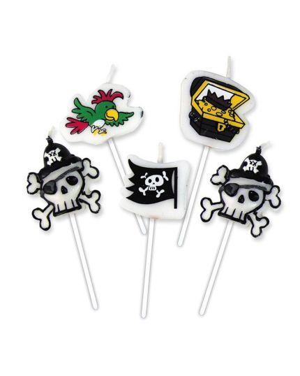 Candeline Pick Pirati