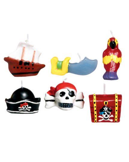 Candeline il Tesoro dei Pirati
