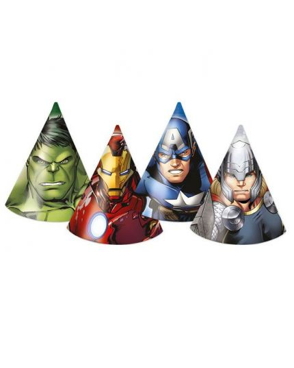 Cappellini Carta Avengers