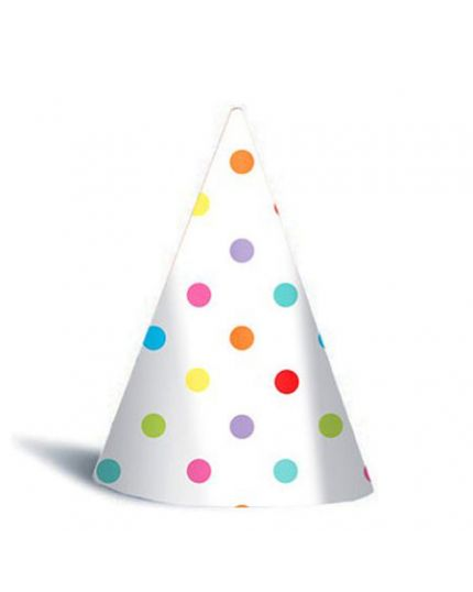 Cappellini Carta Pois Multicolor