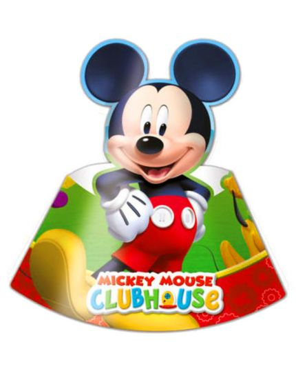 Cappellini Carta Mickey Topolino Club House