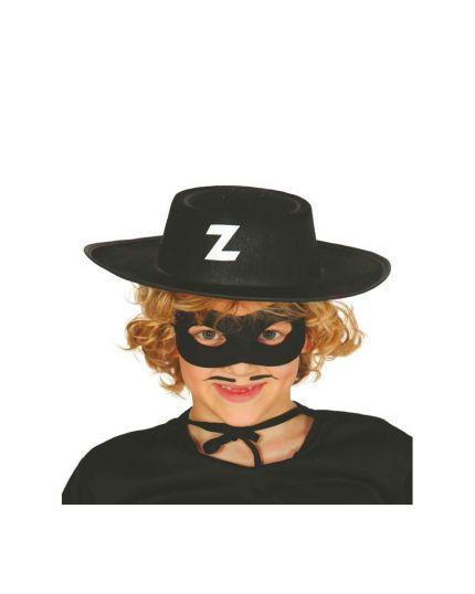 Cappello Bandito Zorro Bambino