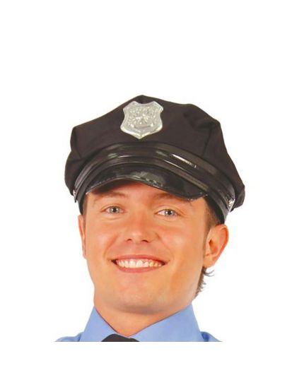 Cappello Poliziotto Nero