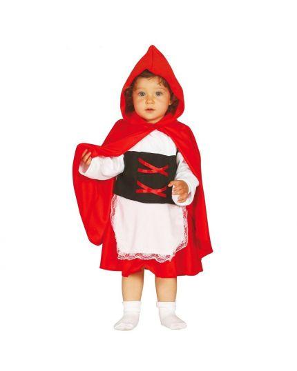 Costume Cappuccetto Rosso Baby