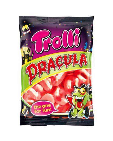 Caramelle Gommose Denti Dracula Trolli 200gr