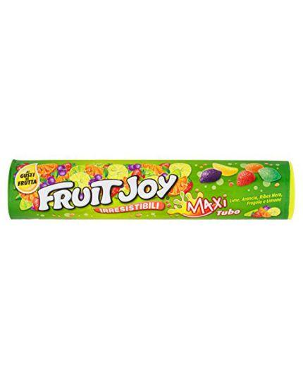 Caramelle Fruit Joy Maxi Tubo 125gr
