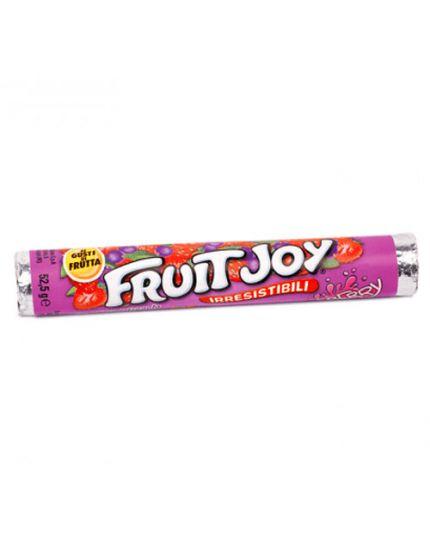 Caramelle Fruit Joy Ribes Nero e Fragola 52,5gr