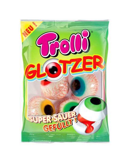 Caramelle Glotzer Occhi Trolli 75gr