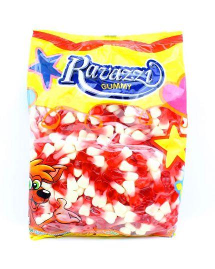 Caramelle Gommose Ossa Insanguinate Halloween Ravazzi 2Kg