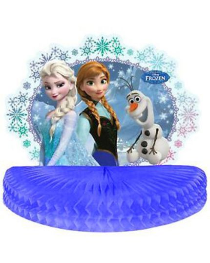 Centrotavola Carta Frozen 30x27cm