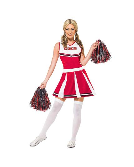 Costume Cheerleader Donna