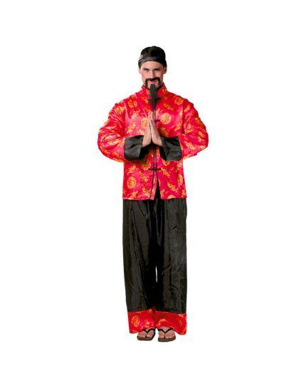 Costume Cinese Mandarino Uomo