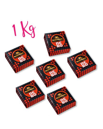 Cioccolatini Perugina Nero Fondente Intenso 1 Kg