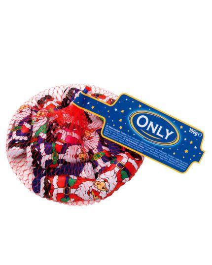 Retina Cioccolatini Babbo Natale Only 100gr