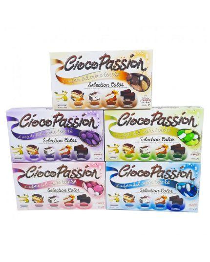 Confetti Crispo Cioco Passion Selection Color
