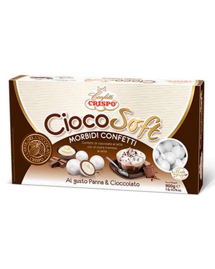 Confetti Crispo Cioco Soft Panna e Cioccolato
