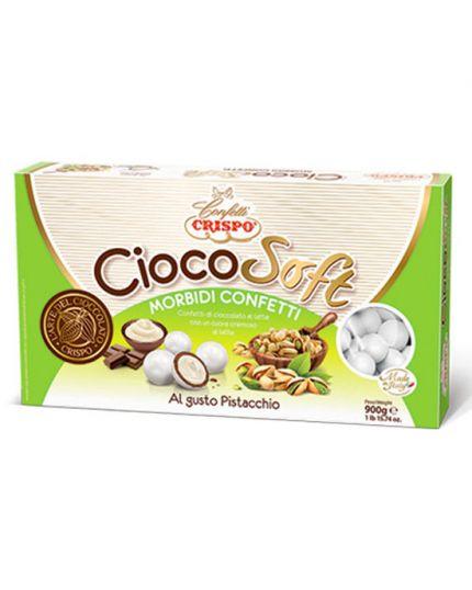 Confetti Crispo Cioco Soft Pistacchio