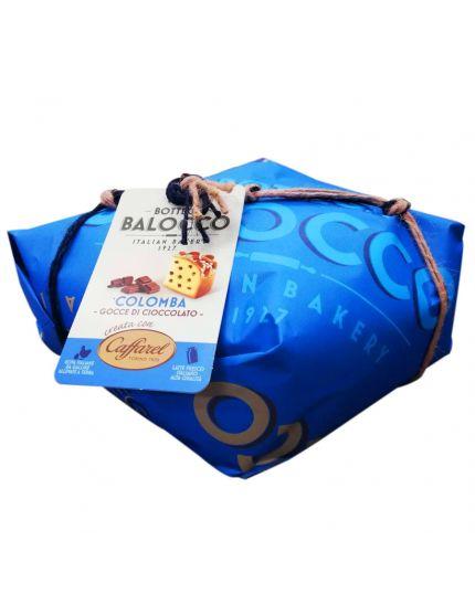 Colomba con Gocce di Cioccolato Bottega Balocco 750gr