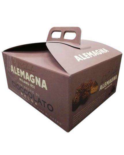 Colomba con Gocce Cioccolato Belga Alemagna 1 Kg