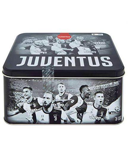 Colomba Gocce Cioccolato Juventus in Latta Balocco 750gr