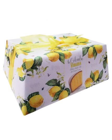 Colomba Crema al Limone Incartata Virginia 850gr