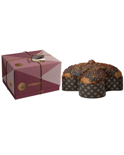 Colomba Marron Noir Fiasconaro 1 Kg