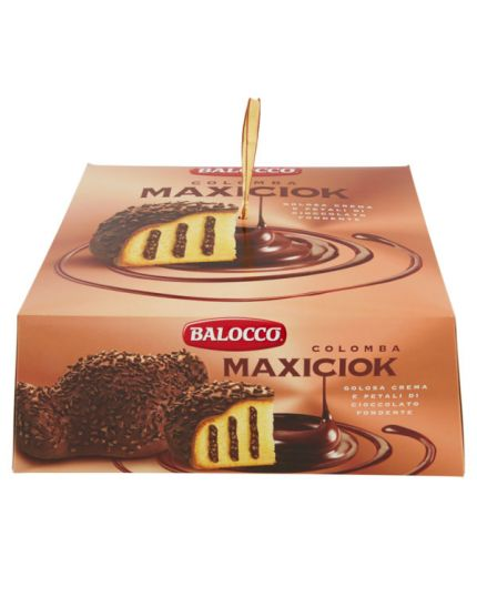 Colomba MaxiCiok Balocco 750gr