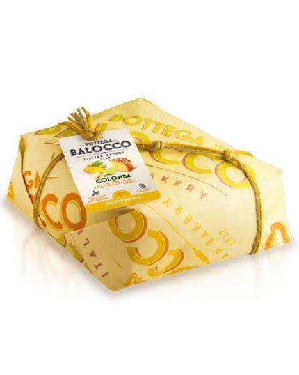 Colomba Zenzero e Lime Bottega Balocco 750gr
