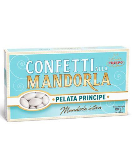Confetti Crispo alla Mandorla Pelata Principe 1000 G