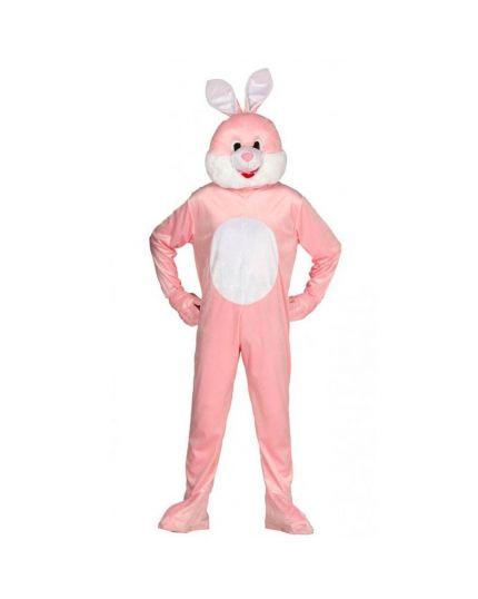 Costume Coniglio Peluche Adulto