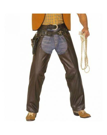 Copripantaloni Chaps Cowboy Uomo